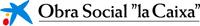 Logo Obra Social La Caixa Fundació Exit