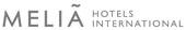 Melia hotels web