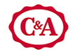 Logo C&A_Pantone 200C